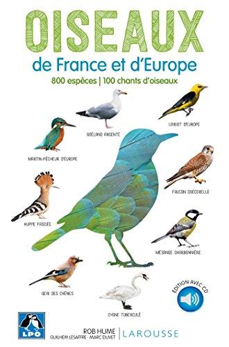 Guide des oiseaux d'Europe - nouvelle édition francais