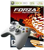 Forza Motorsport 2 (Xbox 360) and Xbox 360 Wireless Controller - Xbox 360 Console Sold Separately