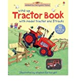 Wind-Up Tractor Book (0794518613) by Amery, Heather