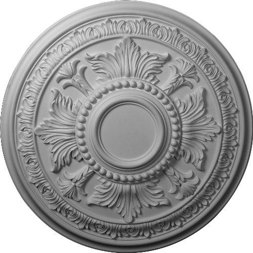 Ekena Millwork CM30TE 30 5/8-Inch OD Tellson Ceiling Medallion