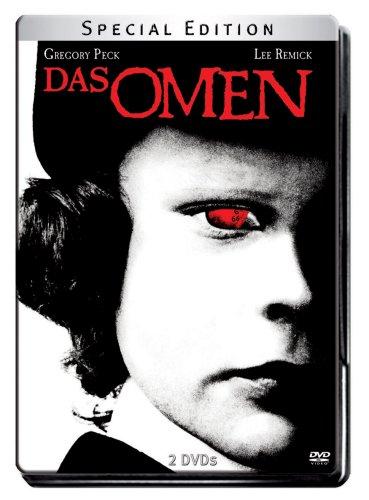 Das Omen (Special Edition, 2 DVDs im Steelbook)