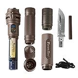 Wasserdicht-6-in-1-multi-funktionale-taktische-Taschenlampe-Messer-Survival-Ausrstung-Kit-Messer-mit-Wiederaufladbare-Einstellbare-Maglite-Led-Das-display-Taschenlampe-fr-Fahrzeug-Jagd-Outdoor-Camping