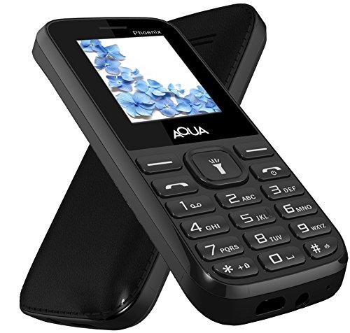 Aqua Phoenix Dual SIM Basic Mobile Ph...