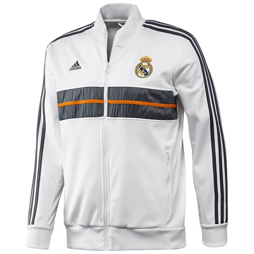 Adidas Men's Real Madrid Anthem Jacket 2013