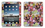 iPad ケース Gizmobies(ギズモビーズ) KIM COLLA FRUITS (iPad) / Gizmobies