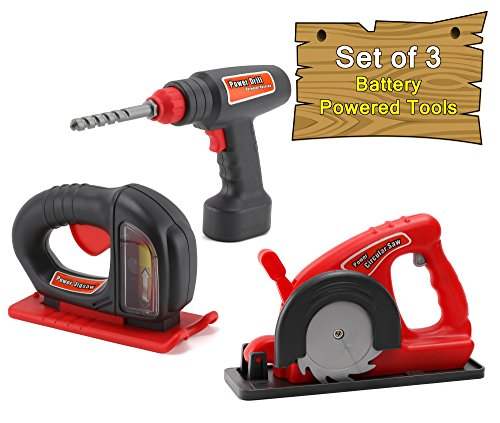 Click-N-Play-Pretend-Play-Power-Tool-Combo-Toy-Set-Includes-Real-Working-Toy-Drill-Jigsaw-and-Circular-Saw