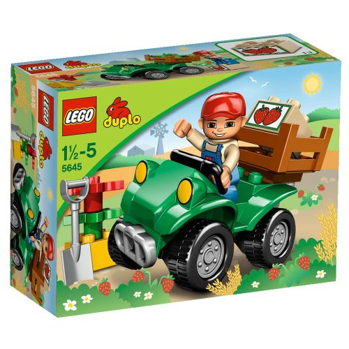 Lego Duplo 5645 -  Gelände-Quad für den Bauernhof