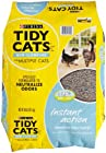 GOLDEN CAT COMPANY 702032 Tidy Cats Multiple Cat Immediate Odor Control Conv Tough Bag, 40-Pound