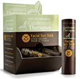 Scottish Fine Soaps Gardeners Therapies Facial Sun Stick 12g