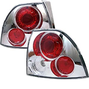 Spyder Honda Accord 94-95 Altezza Tail Lights - Chrome