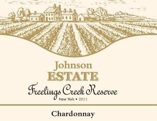 2011 Johnson Estate Freelings Creek Chardonnay 750 Ml