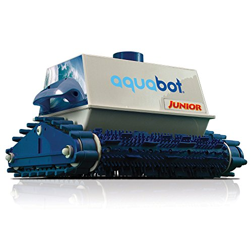 Aquabot Junior Robotic Pool Cleaner Review