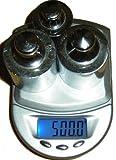 超小型 光る デジタル 精密 電子 はかり ☆ ポケット サイズ で高性能 ☆ 0.1g 単位で 500g まで 計量 可能 【Cat Hand】