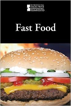 persuasive essay on fast food and obesity