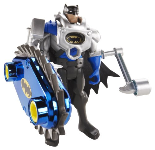 Batman: The Brave and the Bold Deluxe Chainsaw Attack Batman Figure