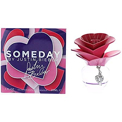 Justin Bieber Someday 1.0 oz EDP Spray Woman ladies New