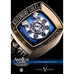 NFL America's Game: 1970 COLTS (Super Bowl V)