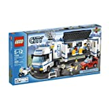 Lego City Mobile Police Unit Style# 7288