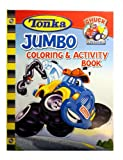 Chuck and Friends Jumbo Coloring and Activity Book