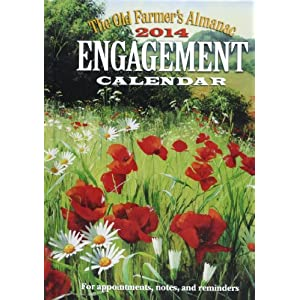 Old Farmer's Almanac 2014 Engagement Calendar: Old Farmer's Almanac