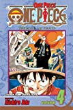 One Piece 04 (Turtleback School & Library Binding Edition) (One Piece (Prebound)) (1417681187) by Oda, Eiichiro