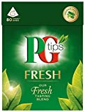 PG tips The Fresh One 80 Pyramid Teabags 3 x 232g (Total 240 Teabags)