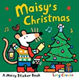 Maisys Christmas: Sticker Book