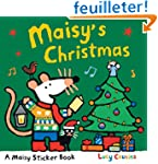 Maisy's Christmas: Sticker Book