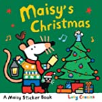 Maisy's Christmas: Sticker Book