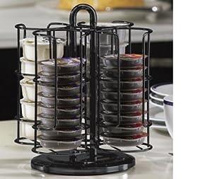 Nifty Coffee T Disc Carousel, Black