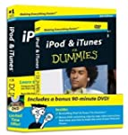 iPod & iTunes For Dummies, DVD + Book...