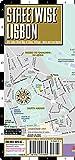 Streetwise Lisbon Map - Laminated City Center Street Map of Lisbon, Portugal