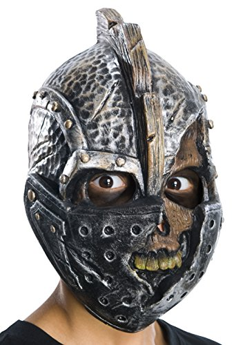 Rubie's Costume Child's Knight Vinyl 1/2 Mask