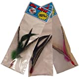 GoCat DaBird Feather Refill, Assorted Colors, Pack of 3
