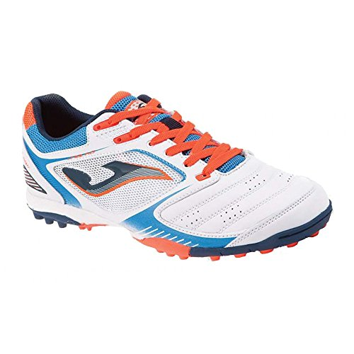 JOMA DRIBLING 602 TURF WHITE FIVE-A-SIDE SHOES DRIS.602.PT (43)