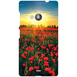 Nokia Lumia 535 Back Cover - Attractive Designer Cases