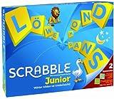 Mattel Y9670 - Scrabble Junior, Kreuzwortspiel hergestellt von Mattel