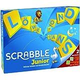 Mattel Y9670 - Scrabble Junior, Kreuzwortspiel