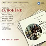 Thomas Schippers Puccini: La Boheme (Home of Opera)