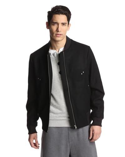 Adidas SLVR Men's Wool Blend Jacket