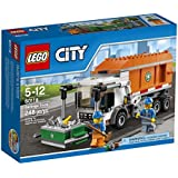 LEGO City Great Vehicles Garbage Truck (248 Piece)
