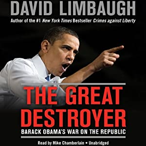 The Great Destroyer Audiobook