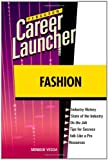 img - for Fashion (Ferguson Career Launcher) book / textbook / text book