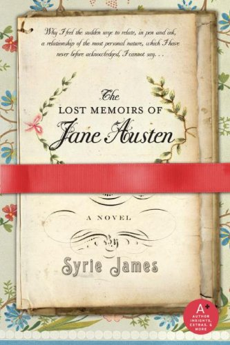 Image for The Lost Memoirs of Jane Austen