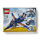 LEGO 3-in-1 Thunder Wings Jet