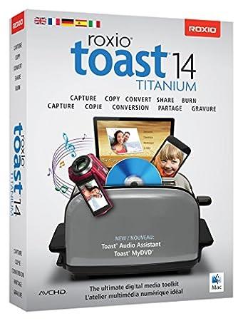 Roxio Toast 14 Titanium
