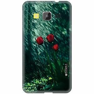 Printland Designer Back Cover for Samsung Galaxy Core Prime - Keep Calm Case Cover