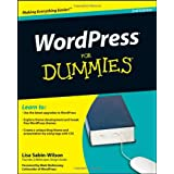 WordPress For Dummiesby Lisa Sabin-Wilson