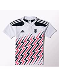 Adidas maillot rugby Stade Francais domicile neuf 10 ans