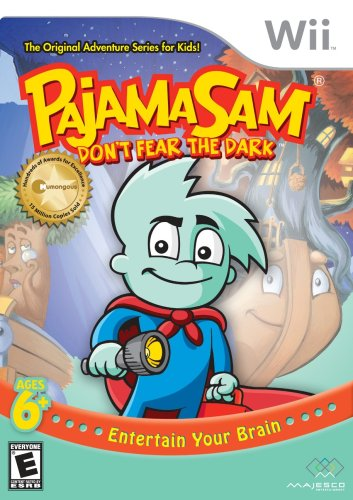 Pajama Sam Dont Fear the Dark